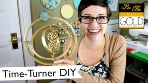 Giant Harry Potter Time-Turner Decoration