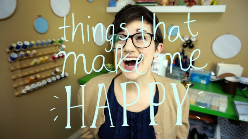 Things That Make Me Happy – Winter 2017