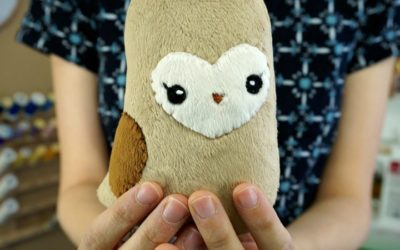 Why I Make Plushies: My Etsy Shop Story