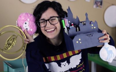 How to Make 12 DIY Holiday Gifts for Harry Potter Fans!